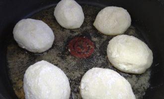 вкусные сырники с манкой пошагово