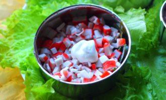 вкусный морской салатт рецепт с фото