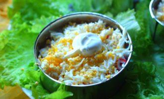 вкусный морской салат пошагово