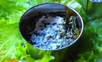 вкусный морской салат с фото