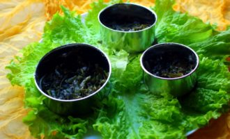вкусный морской салат фото