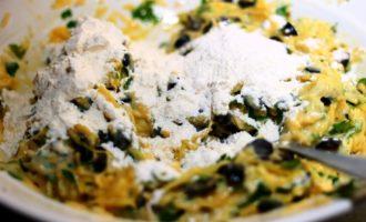 драники с сыром в духовке пошагово с фото