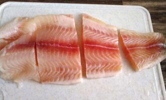 жареная рыба в сухарях рецепт