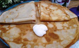 как приготовить Блины со сливочным маслом