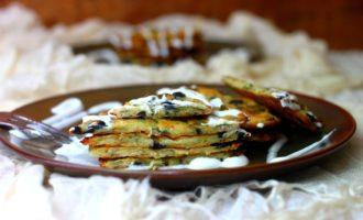 как приготовить драники с сыром в духовке