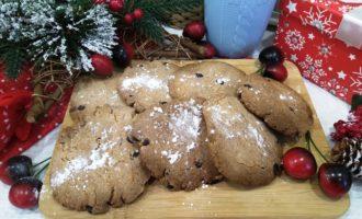 как приготовить печенье с корицей