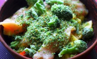 куриное филе с картофелем в духовке рецепт с фото