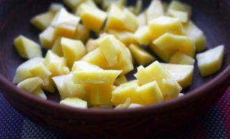 куриное филе с картофелем в духовке рецепт