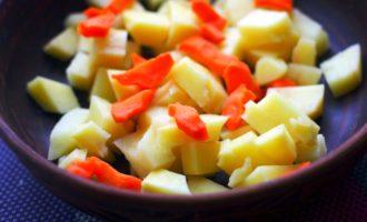 куриное филе с картофелем в духовке фото