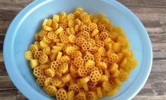 макароны с беконом и сыром рецепт