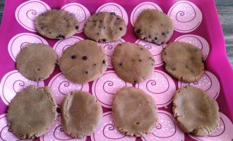 печенье с корицей пошагово