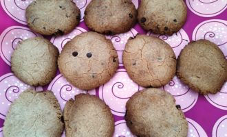 печенье с корицей пошаговый
