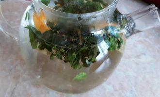 приготовление имбирного чая с лимоном
