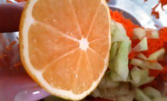 рецепт салат огурец