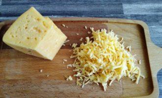 салат с сыром и корейской морковью рецепт