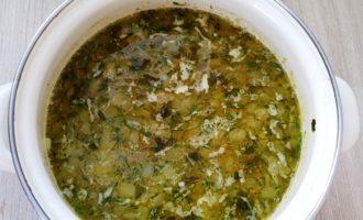 суп рисовый с картофелем пошаговый
