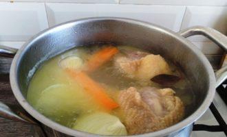 суп рисовый с картофелем рецепт с фото