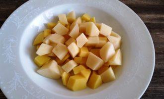 суп рисовый с картофелем рецепт