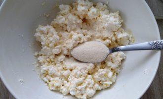 сырники с рисовой мукой и манкой пошагово