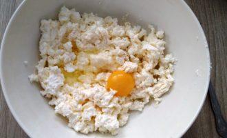 сырники с рисовой мукой и манкой фото