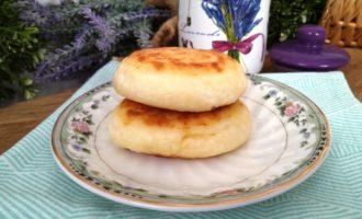 сырники с рисовой мукой и манкой