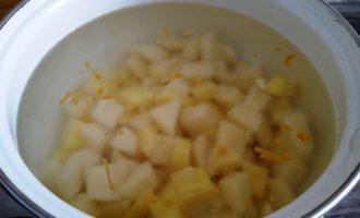 фрикадельковый суп с вермишелью фото