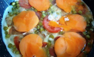 яичница с беконом рецепт с фото