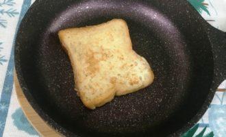 Гренки классические сладкие пошаговый рецепт