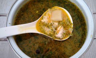 Суп из куриной грудки с вермишелью пошагово