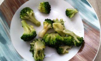 вкусный омлет с брокколи рецепт с фото