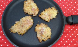драники картофельные с беконом пошагово с фото