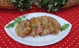 драники картофельные с беконом