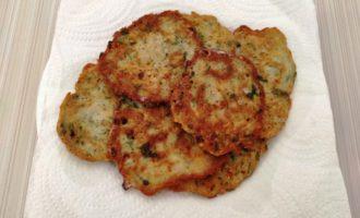 драники картофельные с чесноком пошаговый