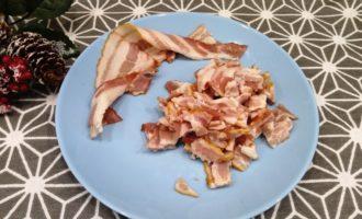драники с беконом и сыром рецепт