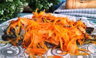 как приготовить хек в духовке с овощами