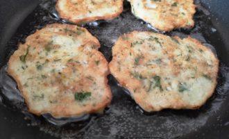 картофельные драники с чесноком пошагово
