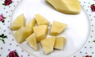 постный грибной суп с вермишелью пошагово с фото