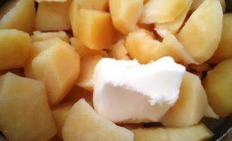 простое и вкусное картофельное пюре