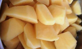 пюре картофельное рецепт без молока