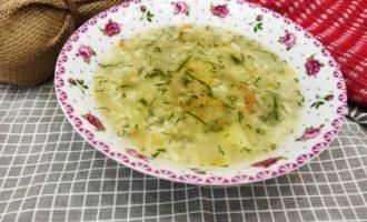 рисовый суп с мясом пошаговый рецепт