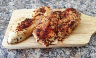 салат Цезарь с курицей классический рецепт пошаговый