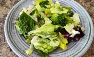 салат Цезарь с курицей классический рецепт фото