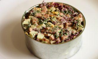 салат из красной капусты пошаговый рецепт