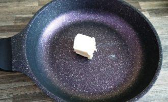 сладкий омлет с молоком на сковороде пошагово с фото
