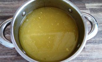 суп из индейки с брокколи фото