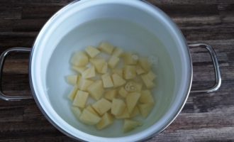 суп рисовый с фрикадельками фото
