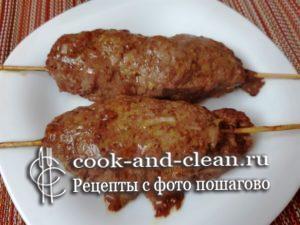 Кебаб в духовке