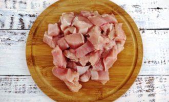 гречка по-купечески с куриной грудкой рецепт