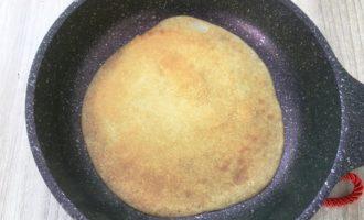 заварные блины на молоке без яиц пошаговый
