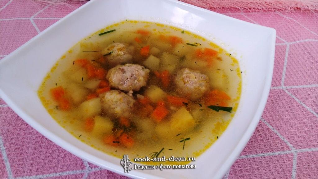 как приготовить простой суп с картошкой и вермишелью
